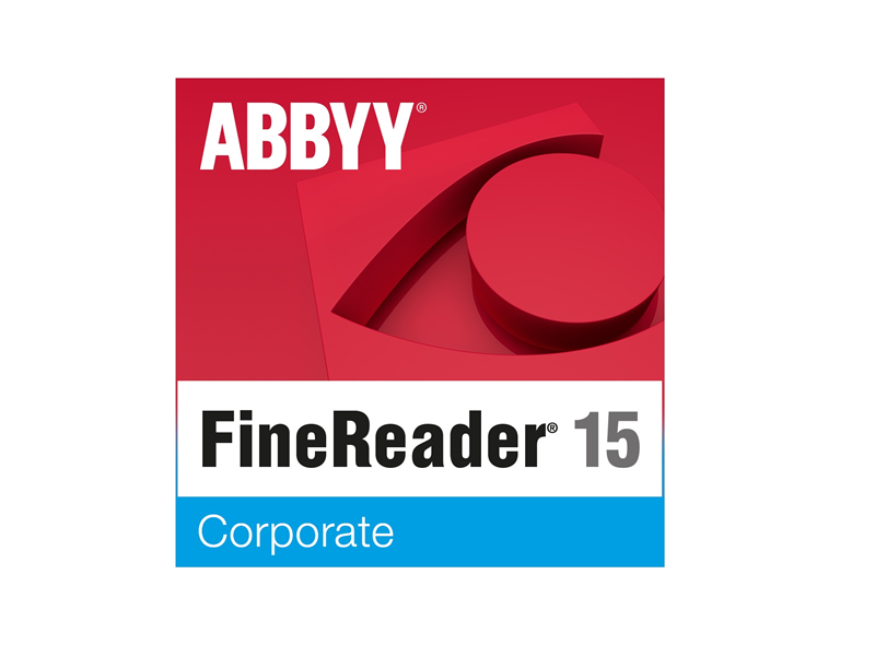 ABBYY FineReader PDF 15 Corporate